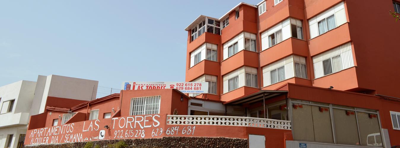 Apartamentos las torres alquileres por d as y semanas - Apartamentos las torres tenerife ...
